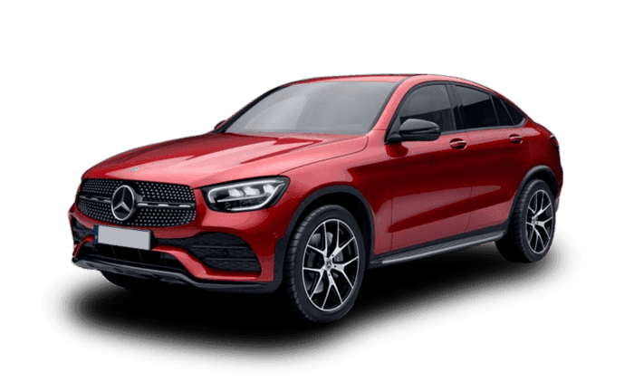 Mercedes Benz GLC43 AMG Coupe Service