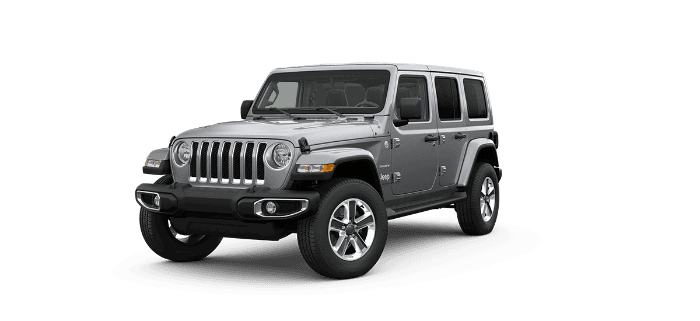 Jeep Wrangler Unlimited Service