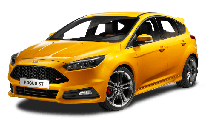 Ford Focus ST Service