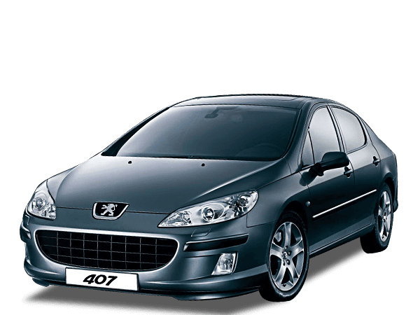 Peugeot 407 Coupe Service