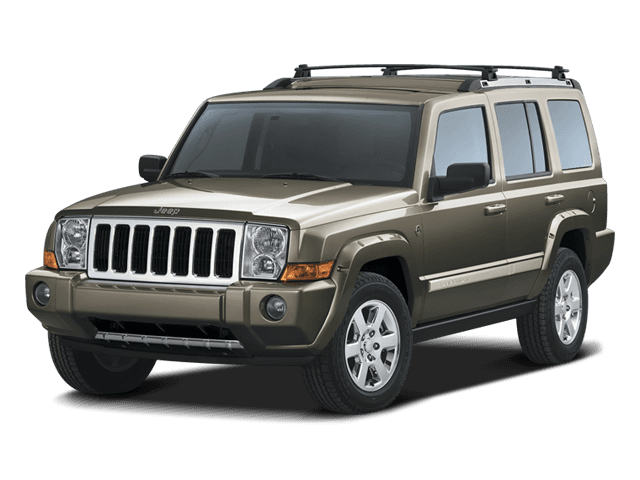 Jeep Commander Service