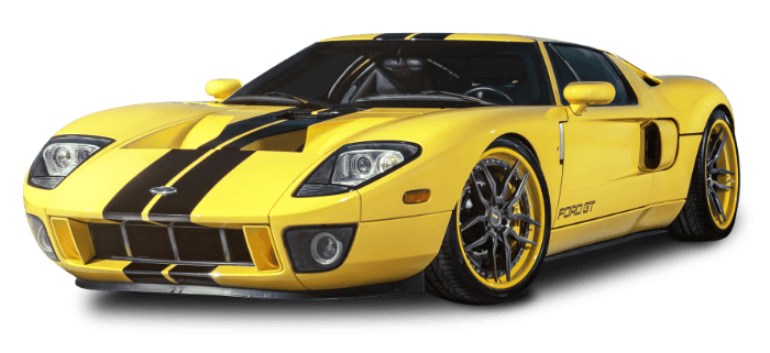 Ford GT Service