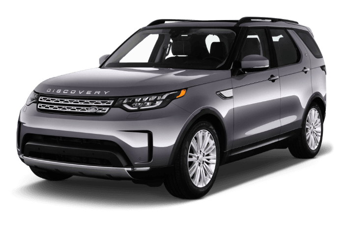 Land Rover Discovery Service