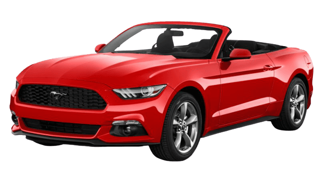 Ford Mustang Convertible Service