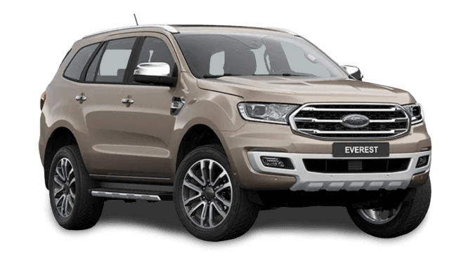 Ford Everest Service