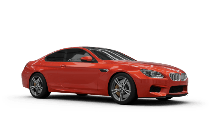 BMW M6 Coupe Service