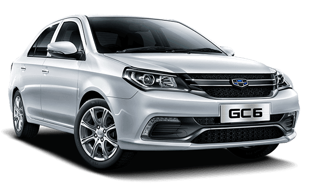 Geely GC6 Service